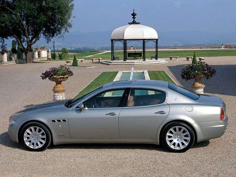 Maserati Quattroporte sedan 5.generacji 4.2 Turbo AT (2003 2008)