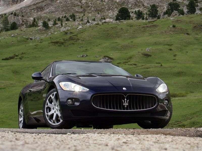 Maserati GranTurismo 1st generation coupe 2 bit. 4.2 AT Basic (2007 – present)