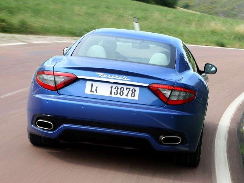 Maserati GranTurismo 1st generation Sport Coupe 2 dv. 4.7 AT Basic (2012 – present)