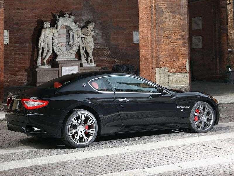 Maserati GranTurismo 1st generation S coupe 2 doors 4.7 AT (2008–2012)