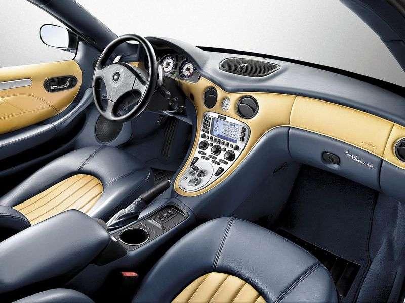 Maserati Coupe 1st generation coupe 4.2 MT (2002–2007)