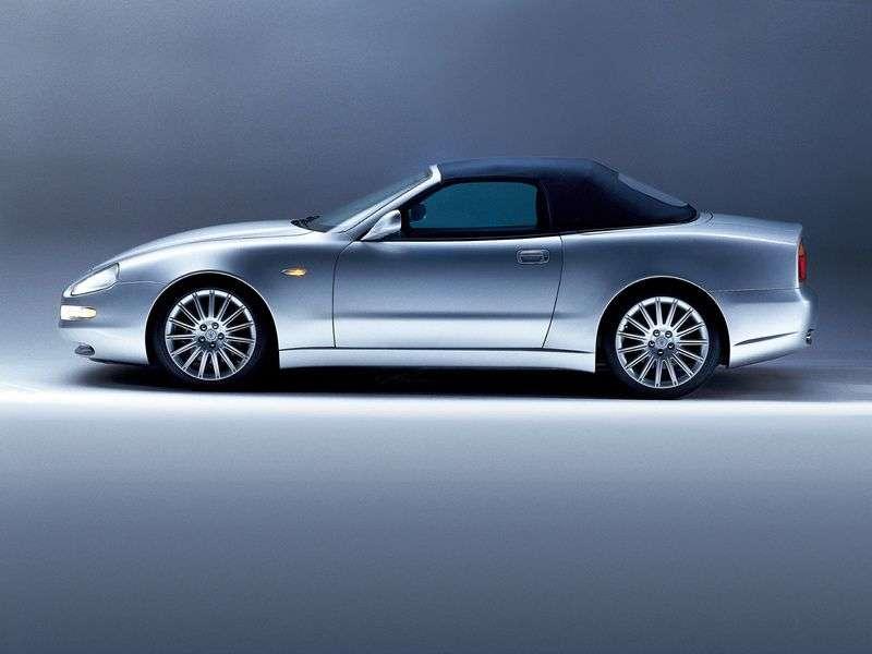 Maserati Spyder 1st generation convertible 4.2 MT (2001–2007)