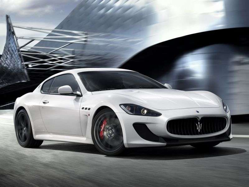 Maserati GranTurismo 1st generation MC Stradale coupe 2 bit. 4.7 MT Basic (2010 – present century)