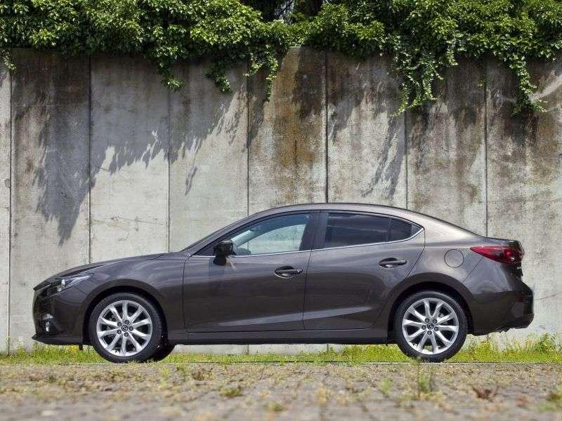 Mazda 3 BMX 2.0 2.0 SKYACTIV G AT Supreme (2013 – n.)