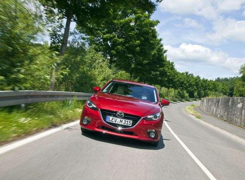 Mazda 3 BMHetchback 1.6 MT Active (2013 – v.)