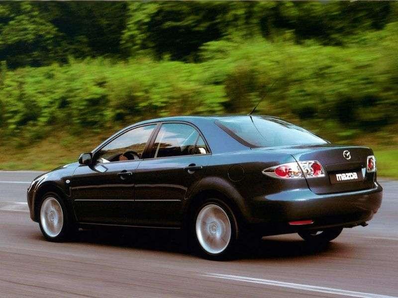 Mazda 6 1st generation AT 2.0 sedan (2002–2005)