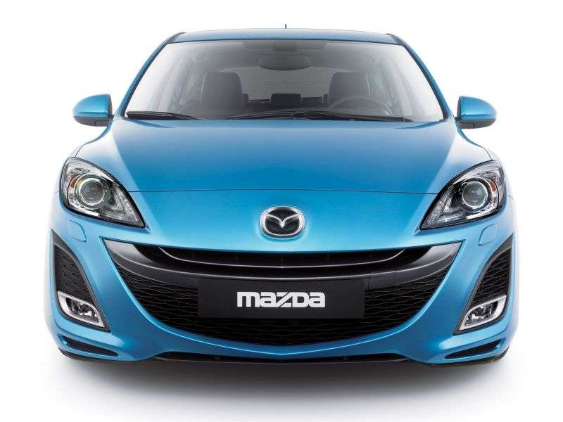 Mazda 3 BLhetchbek 5 dv. 1.6 MT Direct (2009–2011)