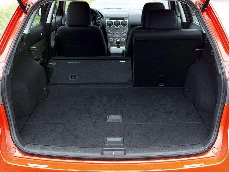 Mazda 6 1st generation wagon 2.3 AT (2002–2005)