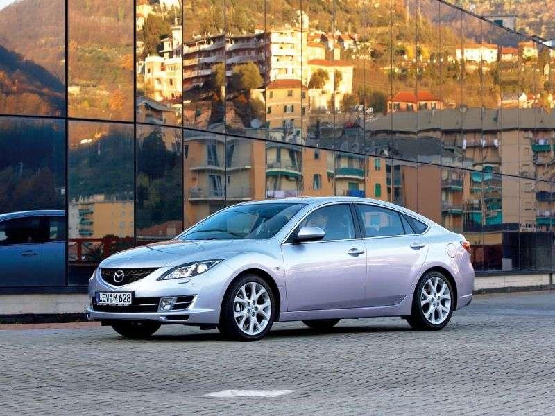 Mazda 6 2nd generation hatchback 2.5 MT (2007–2010)