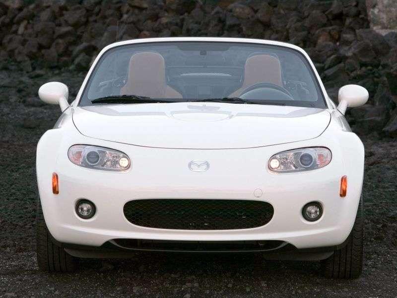 Mazda MX 5 NCroadster 1.8 MT (2005–2008)