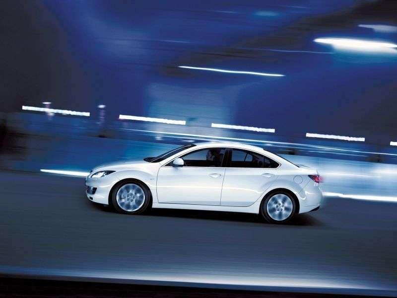 Mazda 6 2nd generation sedan 2.0 MT (2007–2010)