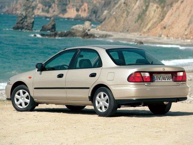 Mazda 323 BAsedan 2.0 D MT (1994–1998)