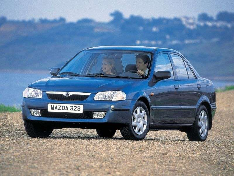 Mazda 323 BJsedan 1.8 AT (1998–2003)