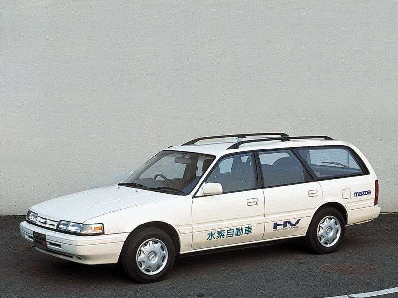 Mazda Capella 4th generation station wagon 1.8 AT (1988–1997)