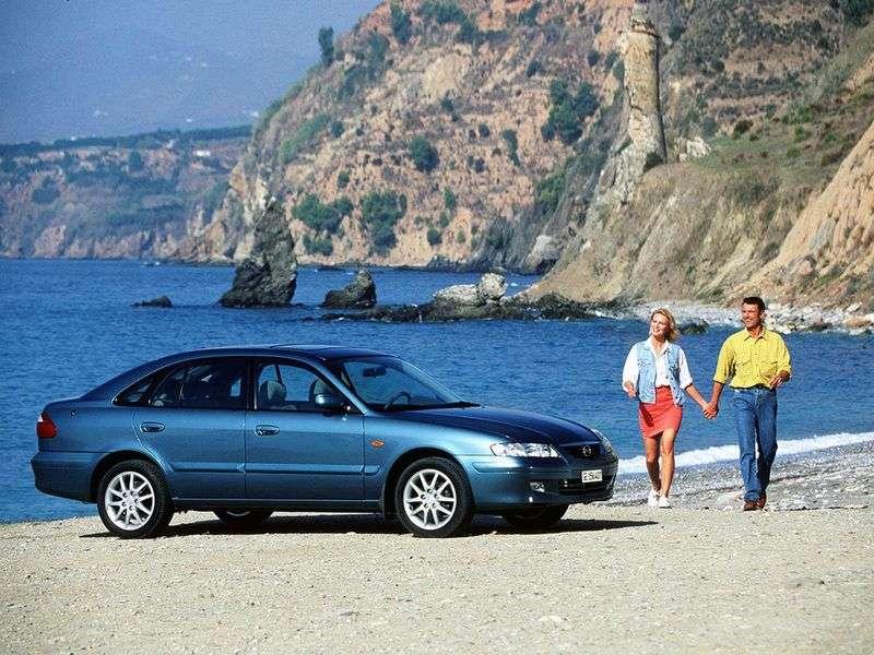Mazda 626 GFhatchback 2.0 MT (1998–2002)