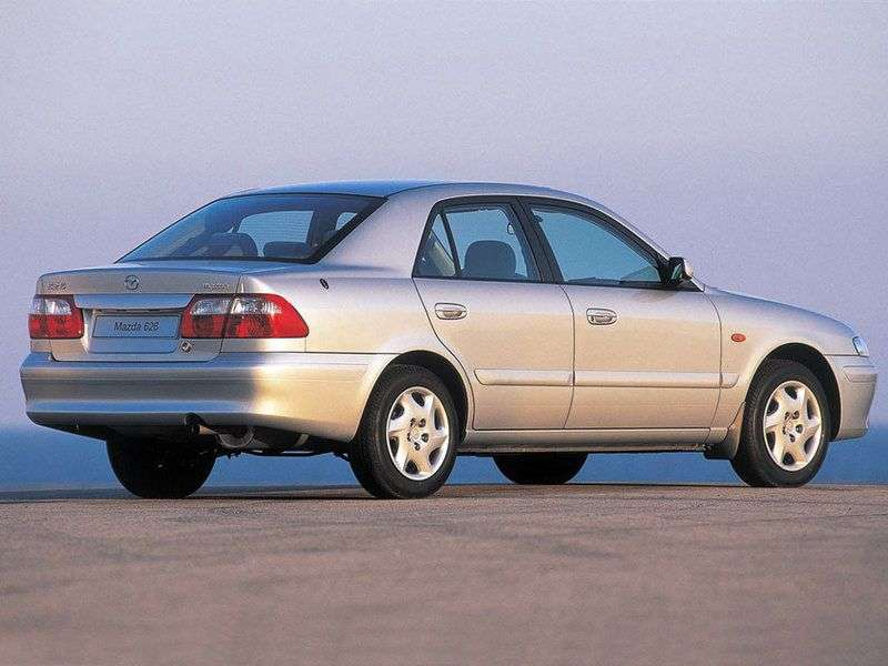 Mazda 626 GFsedan 2.0 TD MT (1998–2001)
