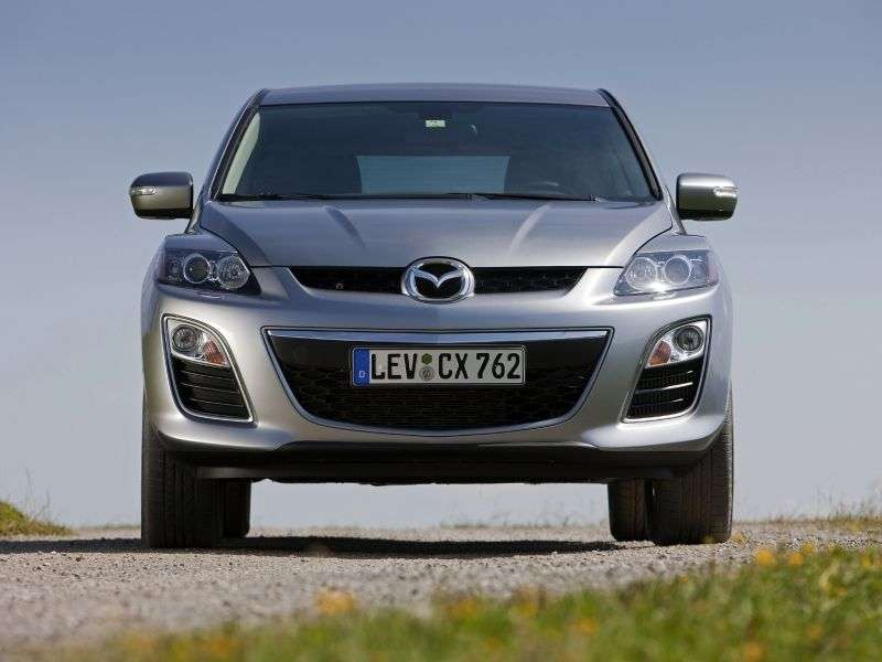 Mazda CX 7 1st generation [restyling] 2.3 AT 4WD crossover (2009–2011)