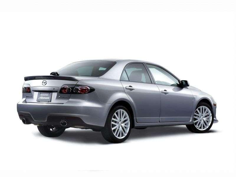 Mazda Atenza 1st generation 2.0 MT sedan (2002–2007)