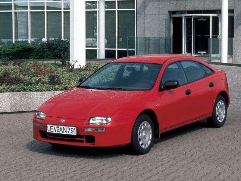 Mazda 323 BAhetchbek 5 dv. 2.0 MT (1994–1998)