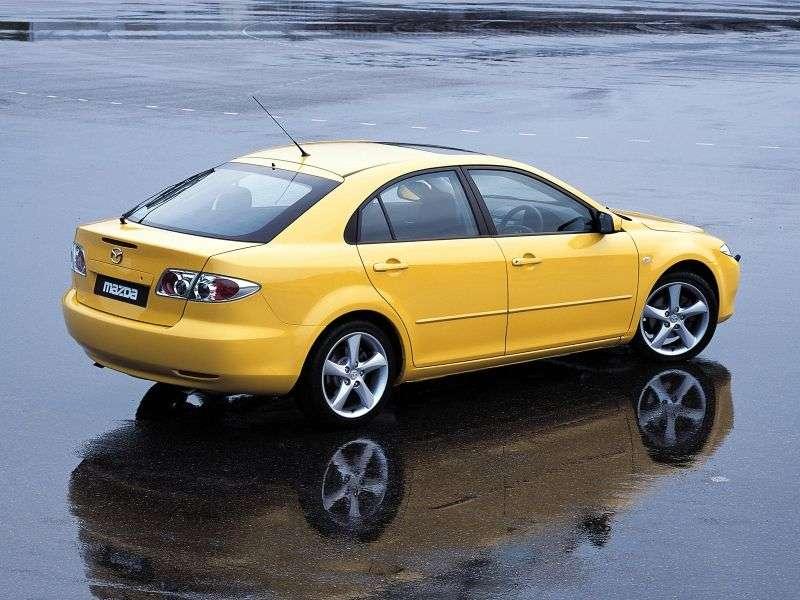 Mazda Atenza 1st generation hatchback 2.0 MT (2002–2007)