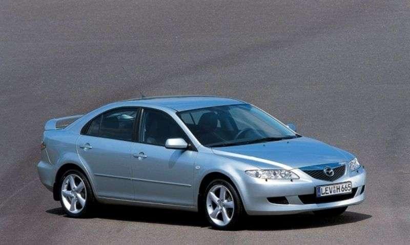 Mazda Atenza 1st generation 2.3 MT hatchback (2002–2007)