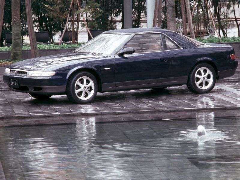 Mazda Eunos Cosmo 4th Generation Coupe 1.3 Twin Turbo AT (1990–1995)