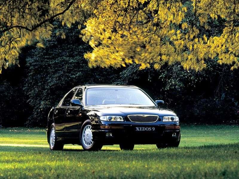 Mazda Xedos 9 1st generation 2.0 MT sedan (1993–2000)