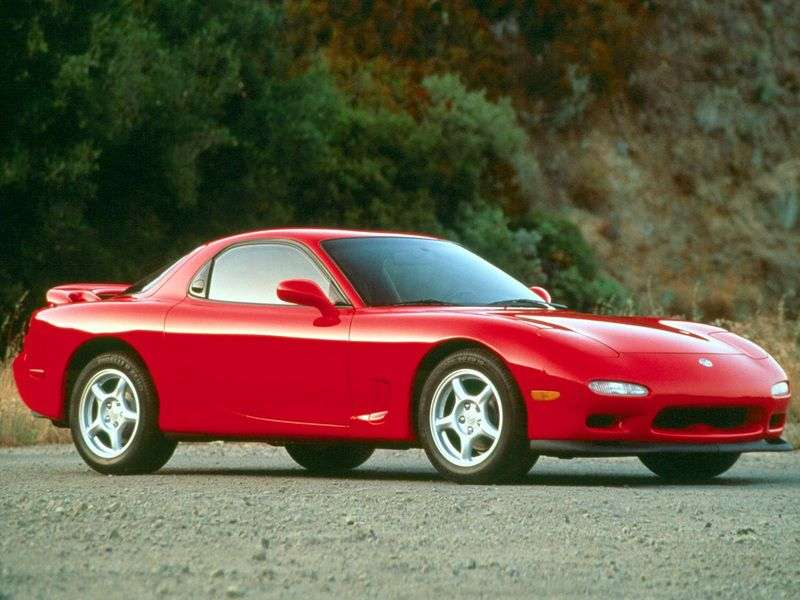Mazda RX 7 3rd generation coupe 1.3 AT (2002 – n. In.)