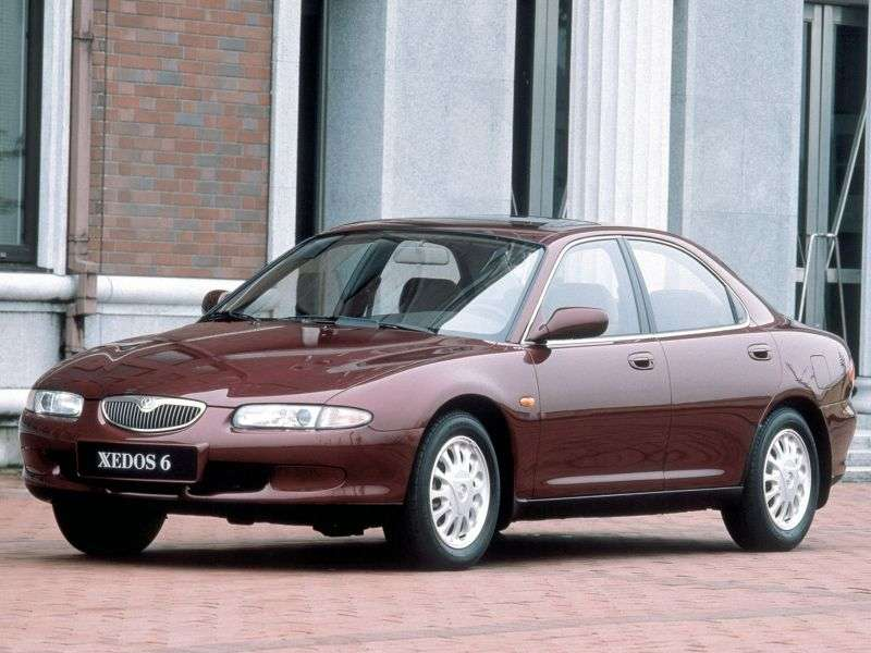 Mazda Xedos 6 1st generation 2.0 MT sedan (1994–1999)