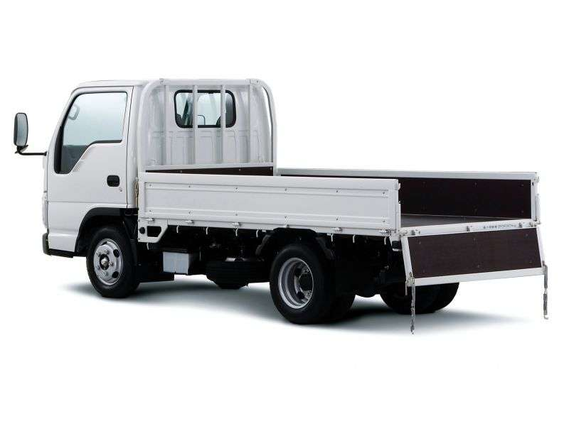 Mazda Titan 6th generation Narrow chassis 2 bit. 3.0 TD MT 3000 DRW (2007 – present)