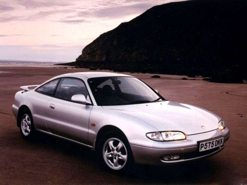 Mazda Mx 6 1st generation coupe 2.5 MT (1992–2000)