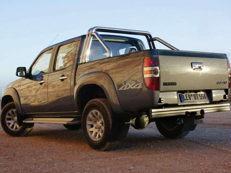 Mazda BT 50 1st generation pickup 2.5 TD MT (2006–2008)