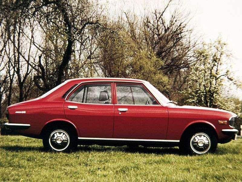 Mazda 616 1st generation 1.6 MT sedan (1970–1976)