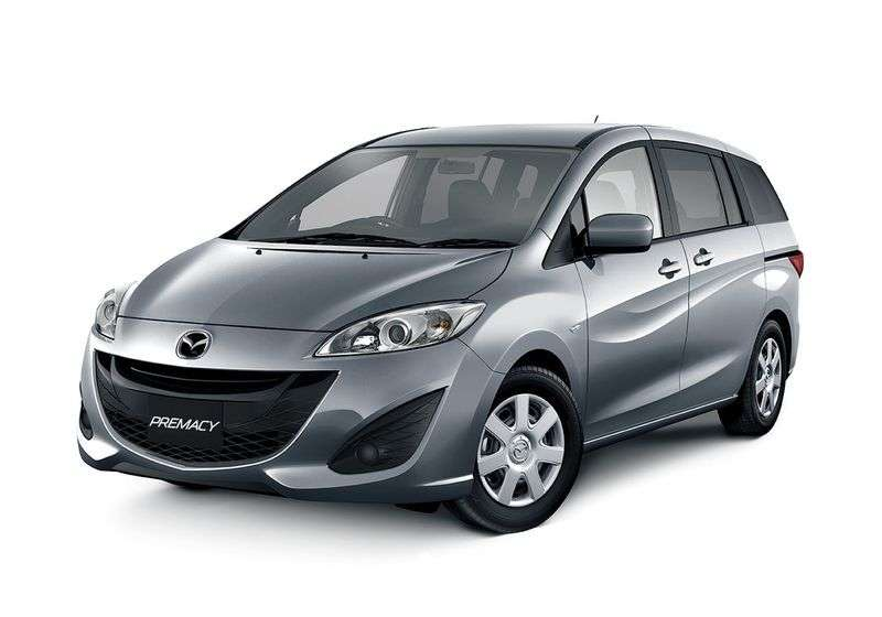 Mazda Premacy 3rd generation minivan 2.0 AT (2010 – n.)