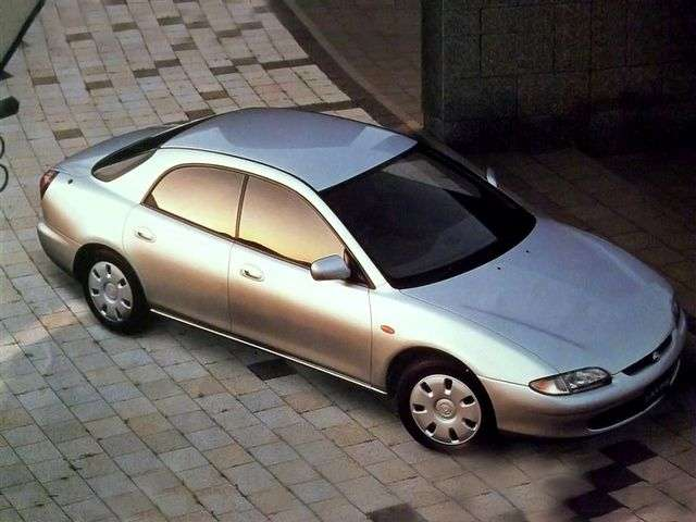 Mazda Lantis 1st generation 1.8 MT sedan (1993–1996)
