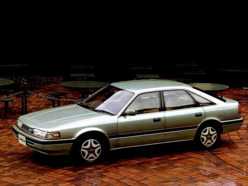 Mazda Capella 4th generation hatchback 2.0 D MT (1989–1994)