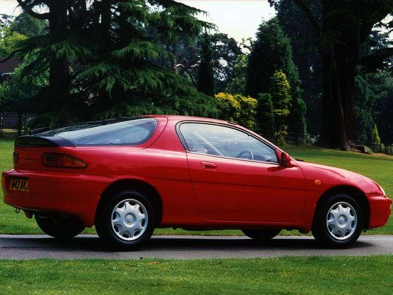 Mazda Mx 3 1st generation coupe 1.8 MT (1994–2000)