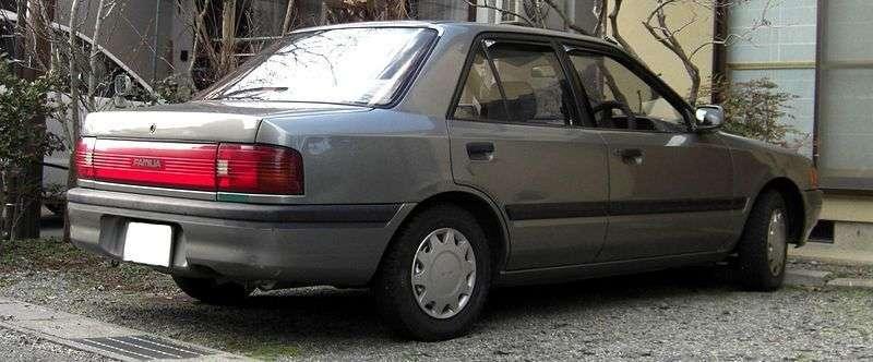Mazda Familia 6th generation sedan 1.3 AT (1989–1994)