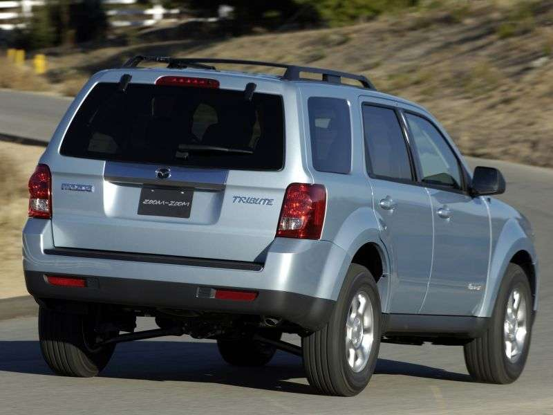 Mazda Tribute 2nd generation 2.3 MT 2WD crossover (2007 – present)