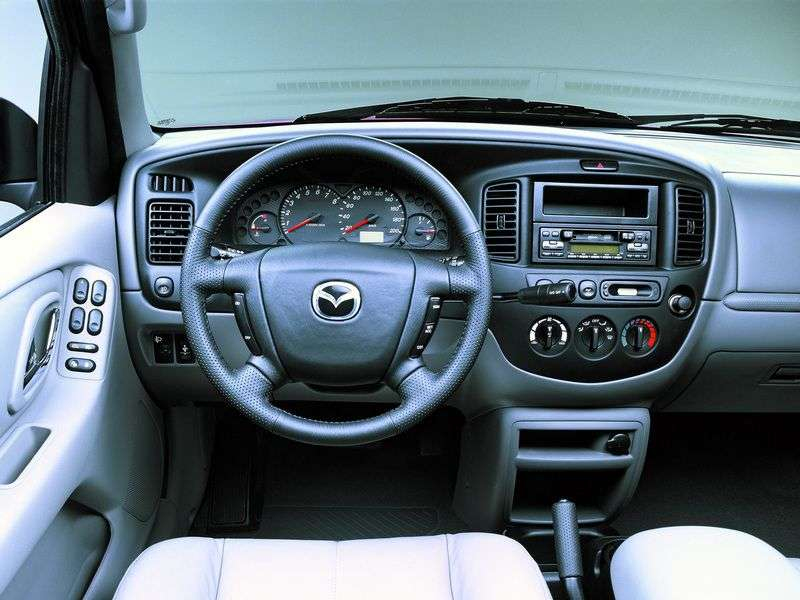 Mazda Tribute 1st generation crossover 3.0 AT 2WD (2001–2003)