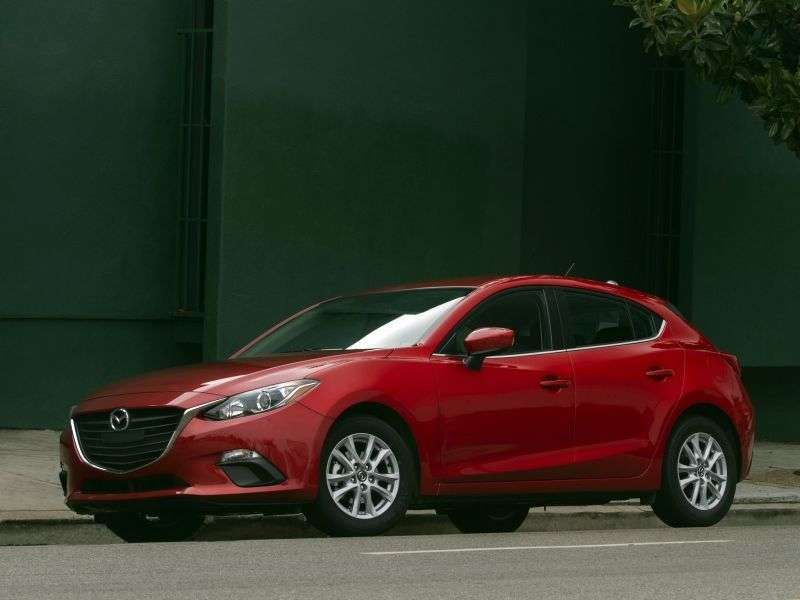 Mazda 3 BMetchback 1.5 SKYACTIV G AT Active + (2013 – v.)