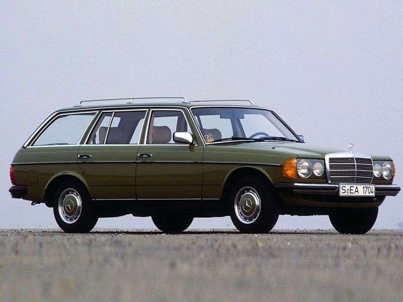 Mercedes Benz E Class w123universal 250 AT (1978–1979)