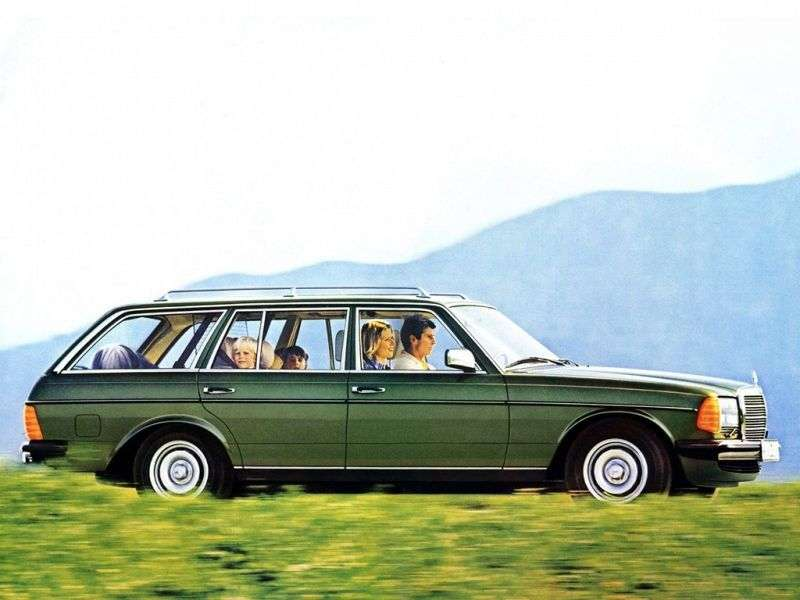 Mercedes Benz E Class w123universal 250 AT (1979–1982)