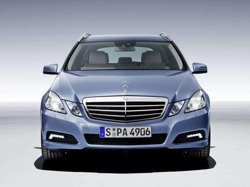 Mercedes Benz E Class W212 / S212 / C207 / A207universal 5 bit. E 200 CGI BlueEfficiency AT Special Series (2010–2013)
