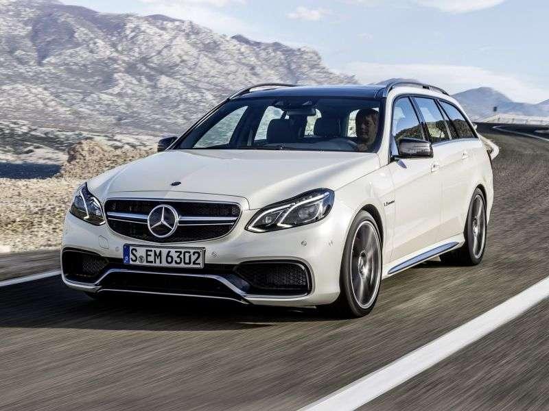 Mercedes Benz E Class W212 / S212 / C207 / A207 [restyling] AMG universal 5 bit. E 63 AMG 4Matic SpeedShift (2013 – present)
