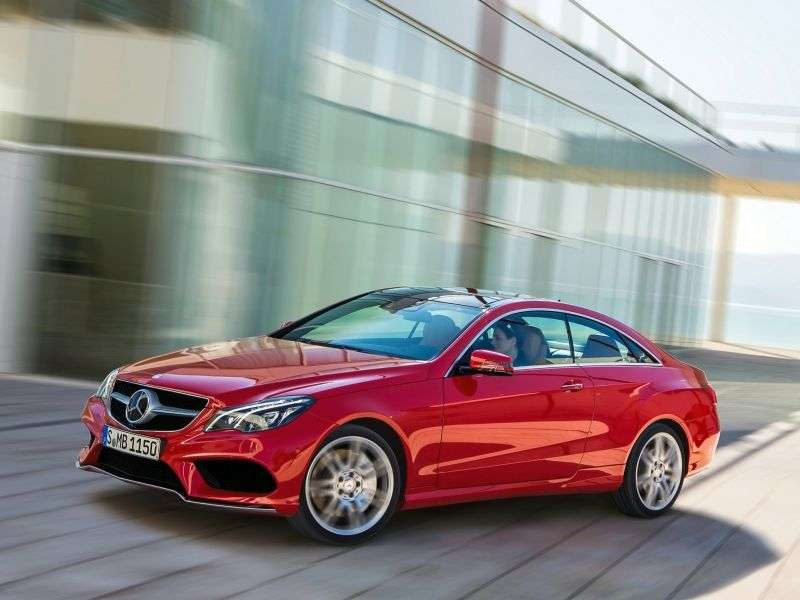 Mercedes Benz E Class W212 / S212 / C207 / A207 [restyling] coupe E 300 7G Tronic Plus Special Series (2013 – n.)