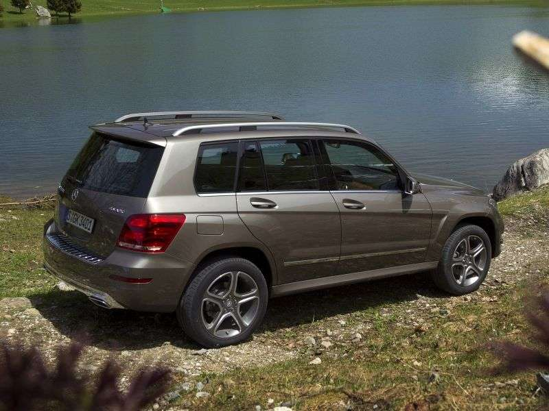 Mercedes Benz GLK Class X204 [restyling] GLK 300 4MATIC BlueEfficiency 7G Tronic Plus crossover Special Series (2012 – n.)