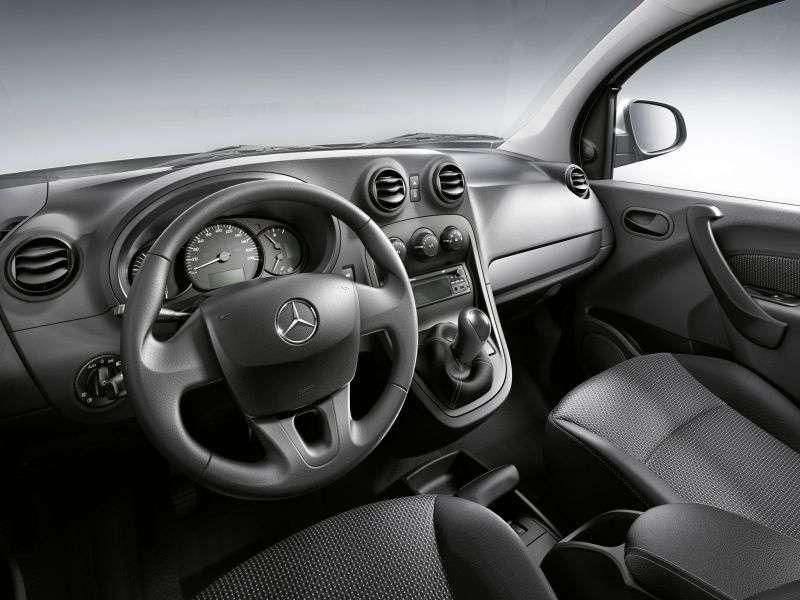 Mercedes Benz Citan 1st generation van 109 CDI MT Basic (2012 – n.)