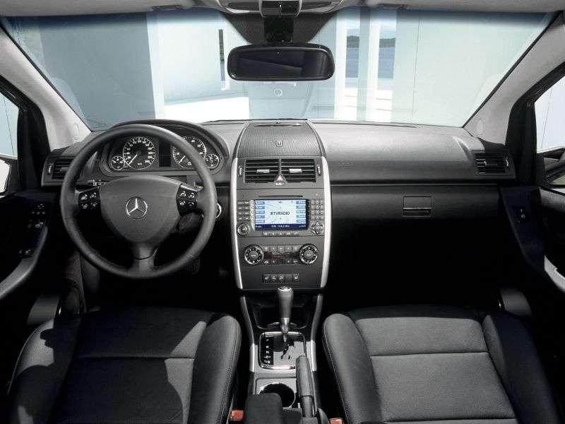 Mercedes Benz A Class W169hetchbek 5 dv. A 160 CVT (2004–2010)