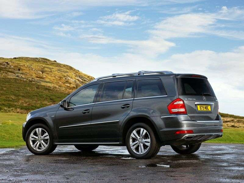 Mercedes Benz GL Class X164 [restyling] GL 500 4MATIC SUV Special Series (2009–2012)